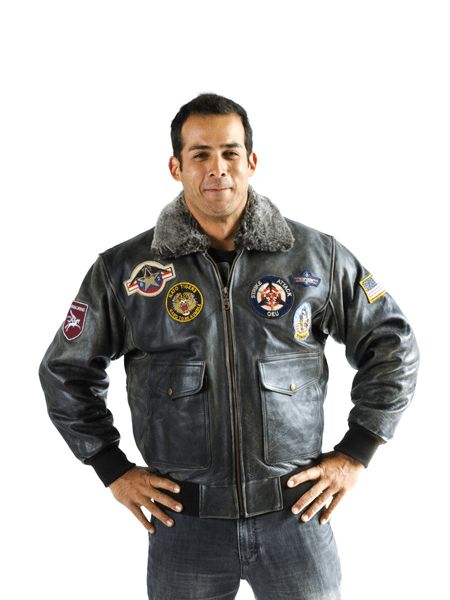 OSX 'Top Gun' jacket
