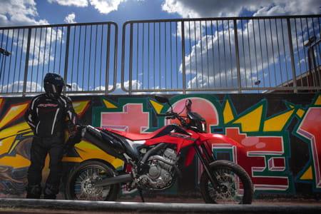 Honda Crf250m Review Bikesocial