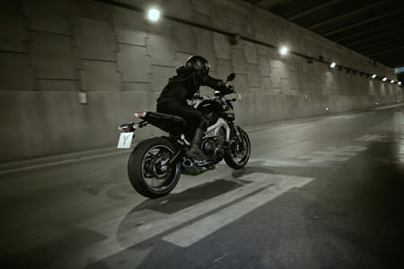 All-new Yamaha MT-09