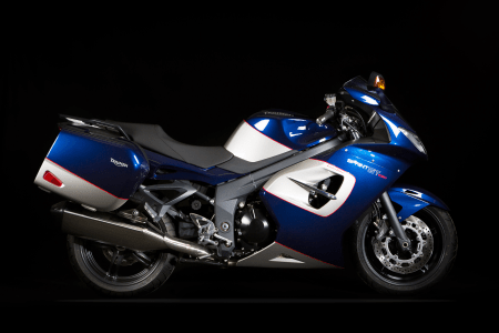 Triumph announce Limited Edition Sprint GT
