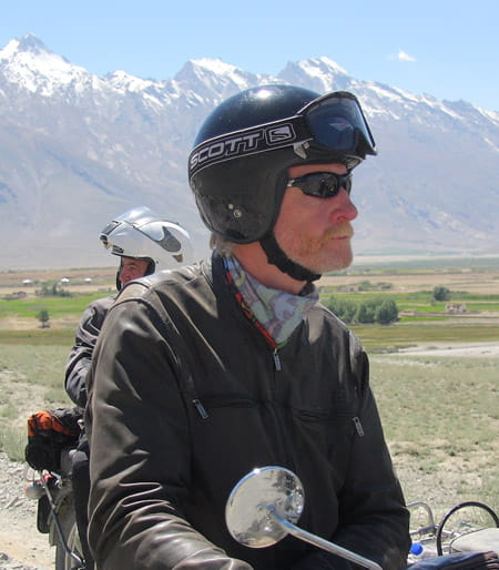 Travel journalist Geoff Hill writes for Bike Social!