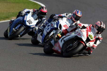 Brookes, Byrne and Lowes are the top men in BSB