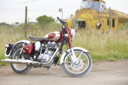 Royal Enfield Chrome Classic