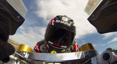 On board with Scott Redding