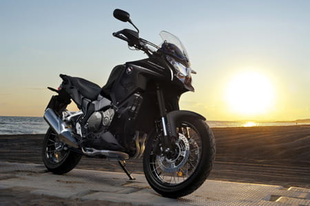 The Honda Crosstourer DCT