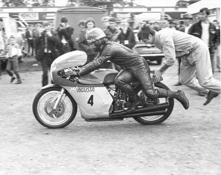GP racing before MotoGP