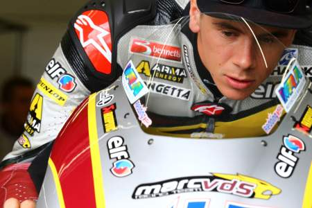 Scott Redding will be among the stars riding from the NEC to Silverstone