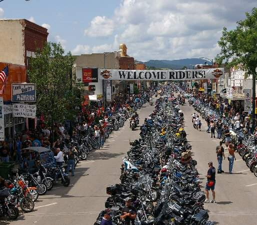 Welcome to the Sturgis Motorcycle Rally_copyright Sturgis.com