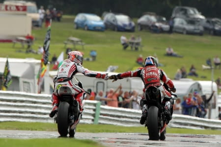 Ellison and Byrne both won at Oulton