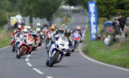 It was a successful day for Guy Martin