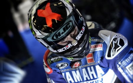 Lorenzo topped the afternoon session