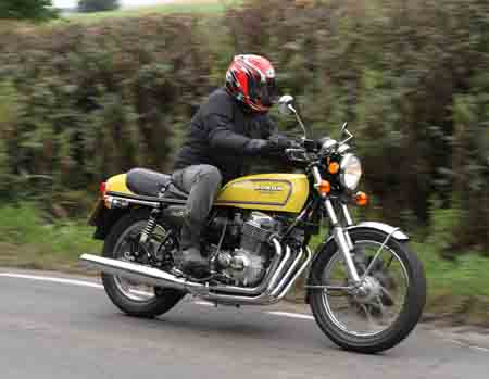 Honda Cb750 F1 Review Bikesocial