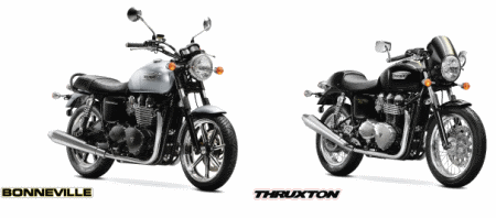 Triumph have updated their modern classics