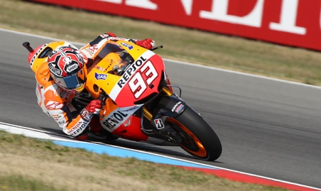 Marquez leads the championship ahead of Misano