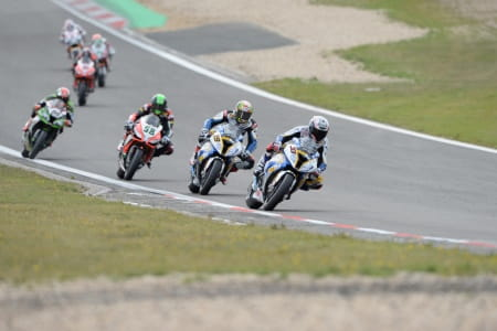 Melandri looks strong for Istanbul