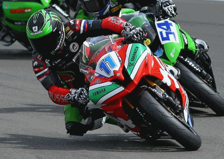 Lowes is close to winning the Supersport title