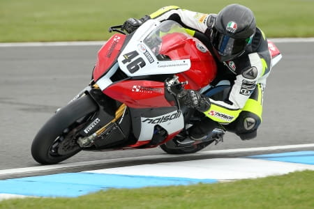 Bridewell wasn't without a ride for long