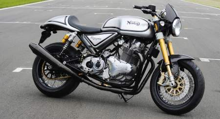 Norton's 2013 Commando