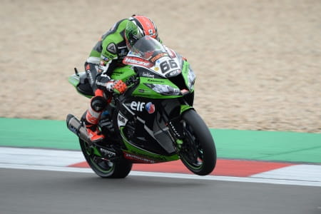 Sykes leads the championship by eight points
