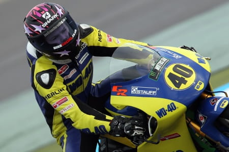 Joe finished second in Assen