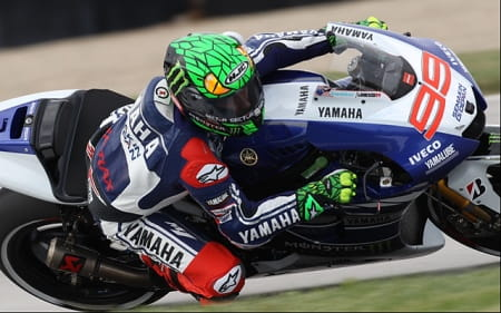 Lorenzo has won the last two races