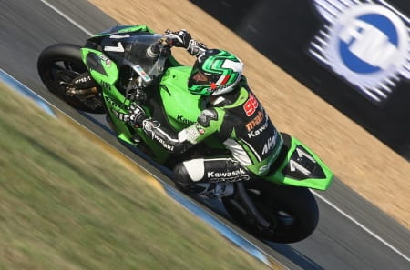 SRC Kawasaki won despite crashing