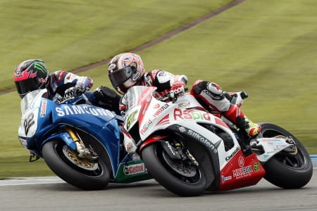 It came a little too close at Assen