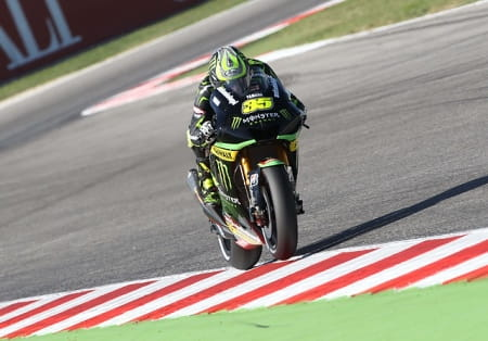 Crutchlow heads to Ducati