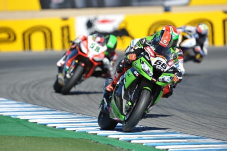 Sykes leads the championship