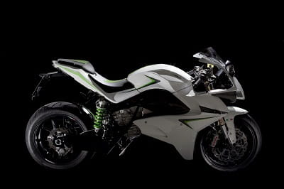 Energica EGO, Italy's first electric superbike