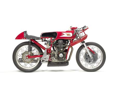 1963 Moto Morini estimated at £80,000