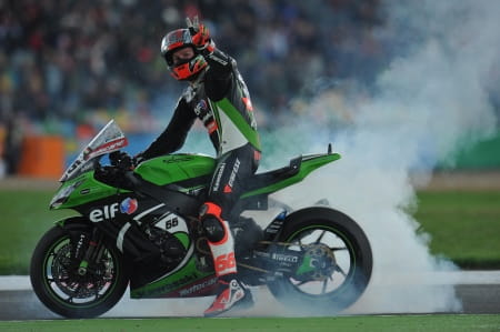 Sykes won both races at Magny Cours