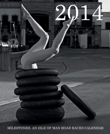 Front cover of the 2014 Milestones calendar