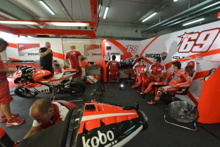 Change at Ducati for 2014