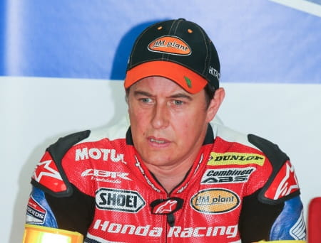 John McGuinness tops the list at Darley Moor