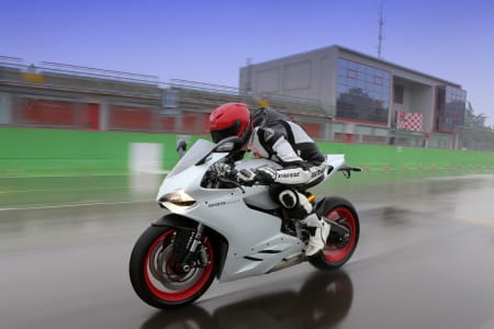 The Ducati 899 Panigale