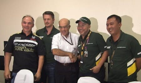Caterham launch Moto2 team