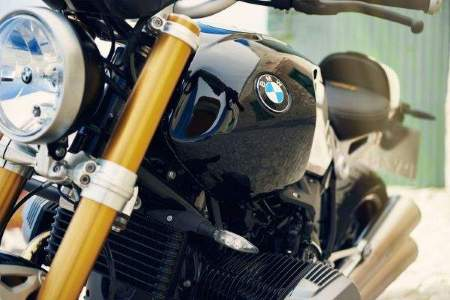 Boxer twin engine of the BMW R nineT