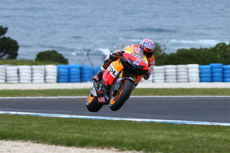 Casey Stoner to be awarded MotoGP Legend title at Phillip Island