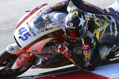 Redding will miss tomorrow's Moto2 race