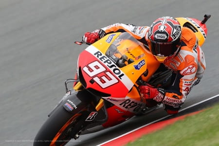 Marquez could win the title in Japan