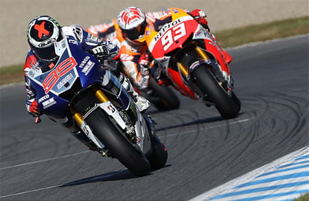 Lorenzo takes title to Valencia with win in Japan