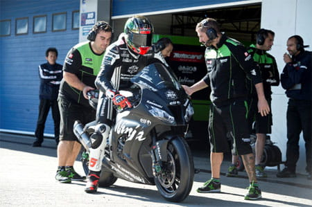 2014 World Superbike season underway with testing