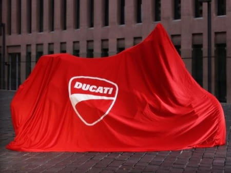 2014 Ducati Monster - Due to be unveiled soon
