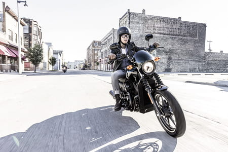 EICMA: Harley launches smaller capacity motorcycles
