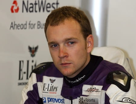 Dan Linfoot will turn to Kawasaki for 2014