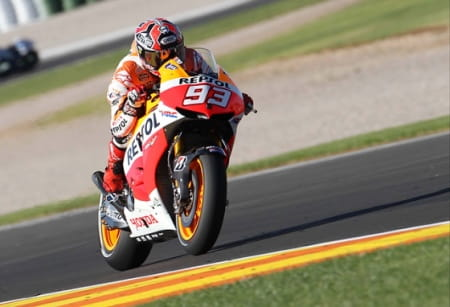 Marc Marquez is champion
