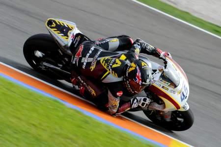 Scott Redding wraps up 2nd place in the Moto2 World Championship