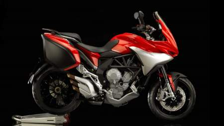MV Turismo Veloce 800, the runner up in the Most Beutiful Bike Award