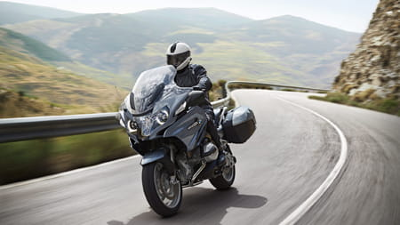 BMW's R 1200 RT gets a revamp